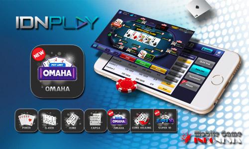 Review Gameplay IDNPlay - Pot Limit Omaha