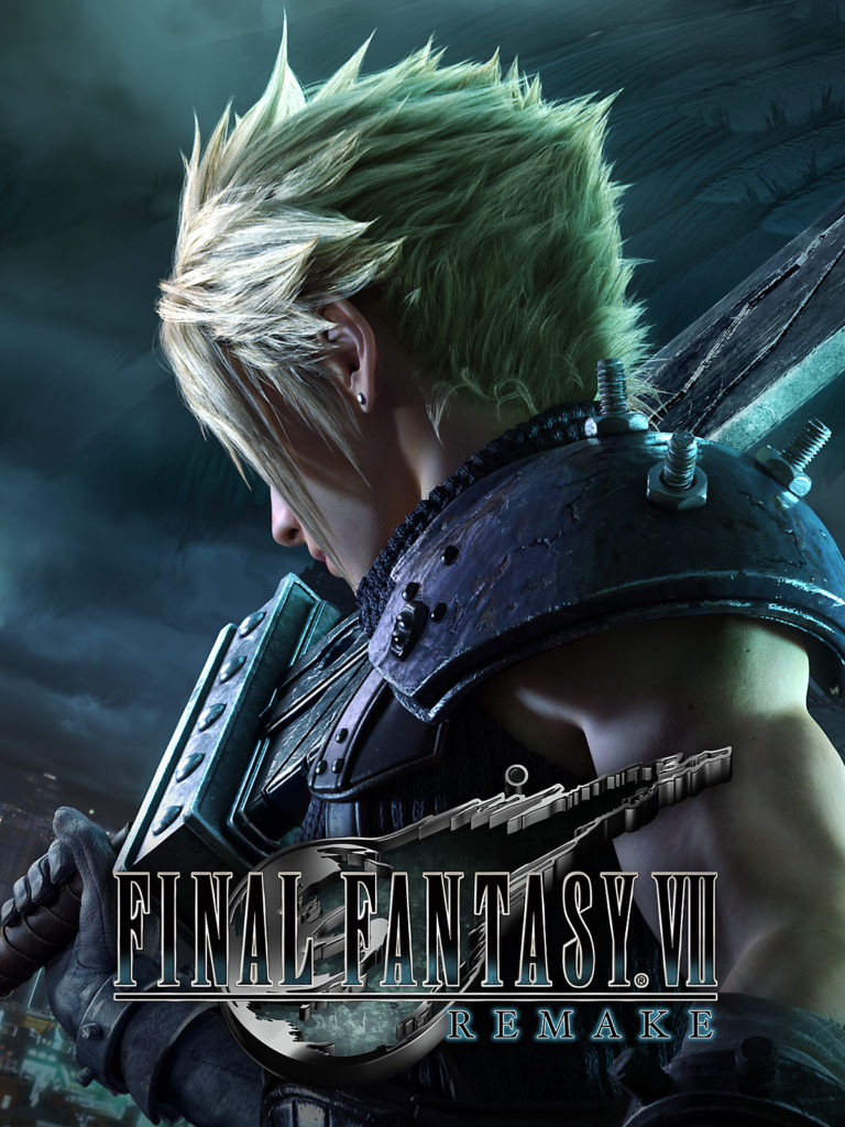 Final Fantasy 7 Remake - Square Enix - Mobile Game Indonesia