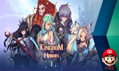 Kingdom of Heroes :Tactics war