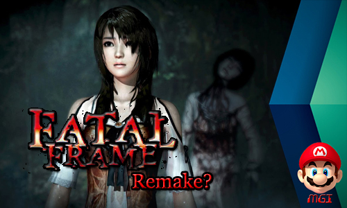 fatal frame remake?