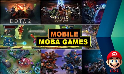 game moba