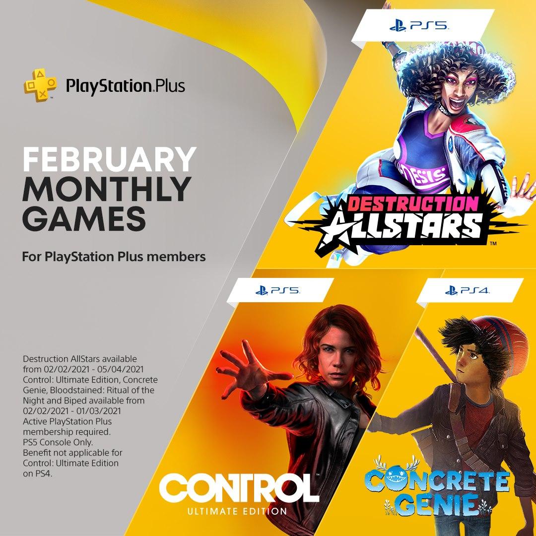 Daftar Game Gratis Playstation Sepanjang Februari 2021