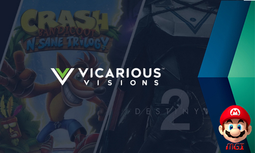 Vicarious Visions Game - mobile game indonesia