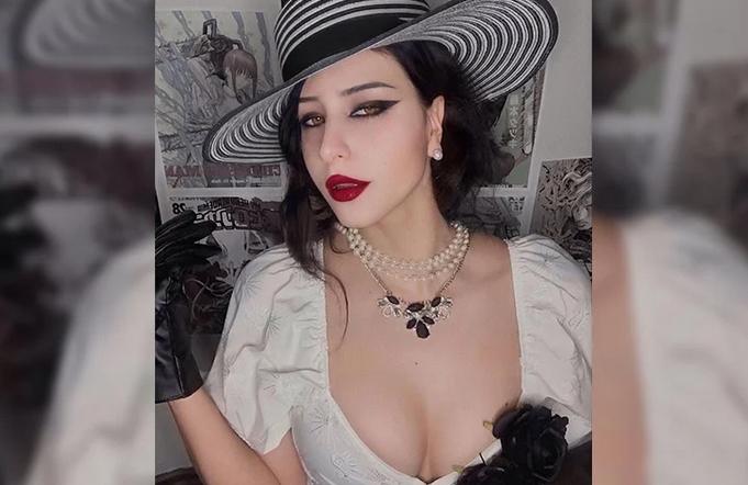 8 Cosplay Lady Dimitrescu