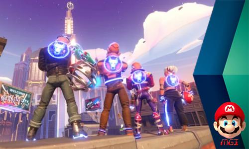 EA Akan Rilis Game Multiplayer Terbaru, Knockout City!