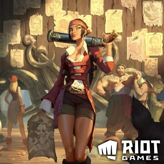 Riot Buka Lowongan Untuk Kembangkan MMORPG Terbaru