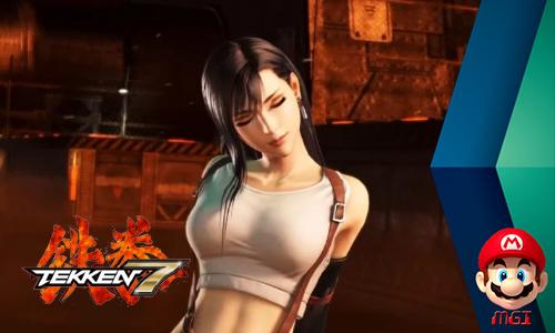 WOW!! Tifa FF7 Muncul Di Tekken 7!!!