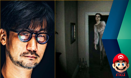 Ide Game Horor Kojima