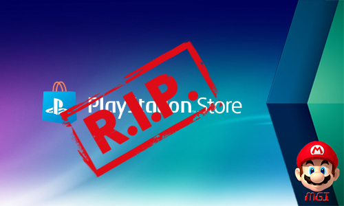RIP Playstation Store PS3, PSP dan PS Vita