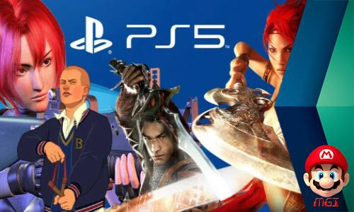 Kabarnya, 13 Game Lawas Ini Akan Masuk Ke PS5 Guys!