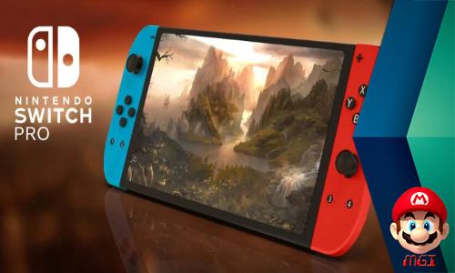 Isu Panas Tentang Nintendo Switch Pro Yang Kabarnya Akan Rilis Tahun Ini!