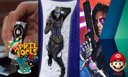 Jokes Retjeh April Fools Perusahaan Gaming Jaman Now