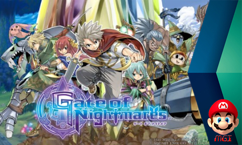 Gate of Nightmares, Hasil Kolab Square-Enix x Hiro Mashima
