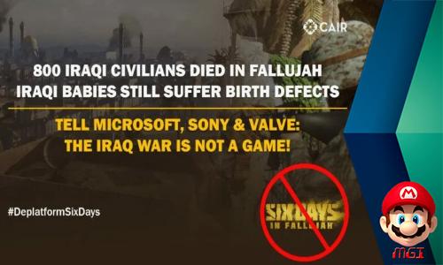 Six Days In Fallujah Bakal Gagal Rilis Lagi Untuk Kesekian Kalinya