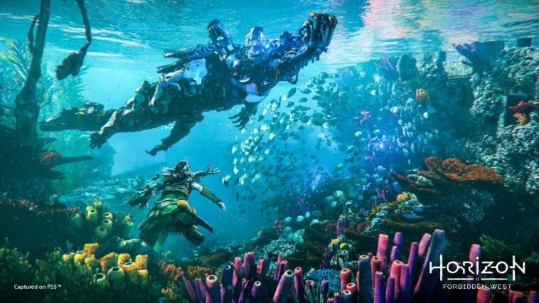 Guerilla Games: Horizon Forbidden West Sudah Tahap Akhir Pengembangan