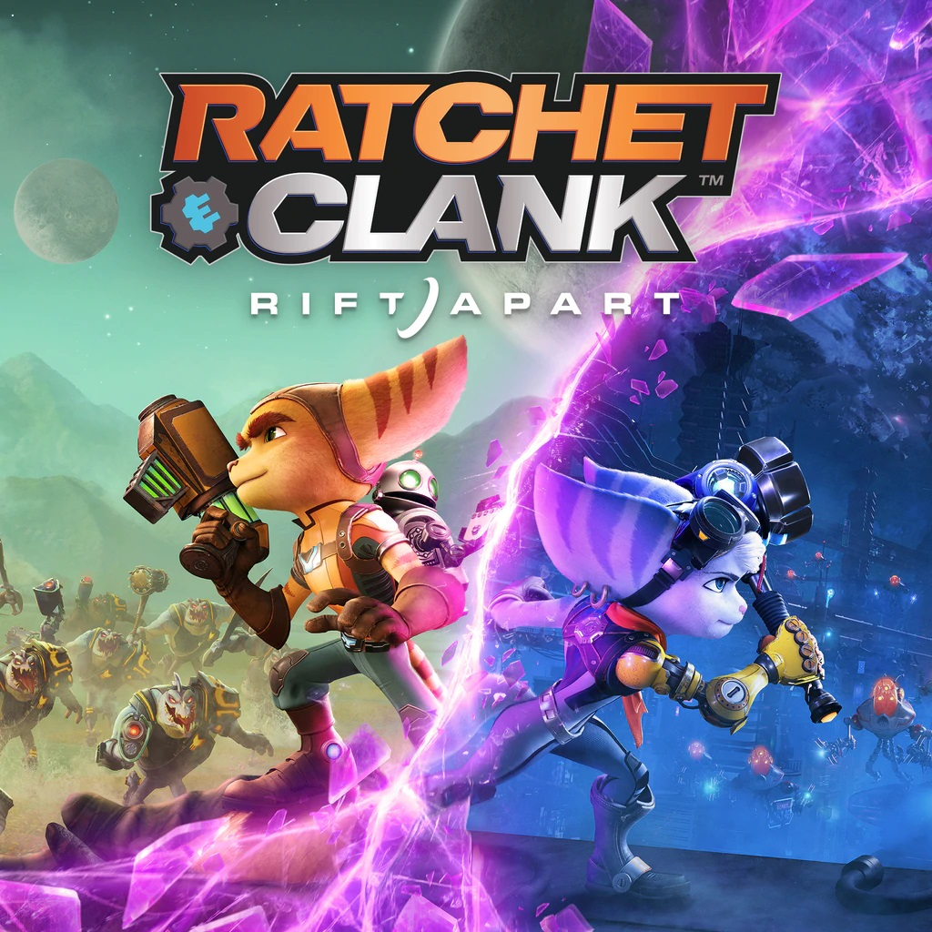 Ratchet & Clank Rift Apart – Action Game Exclusive PS5