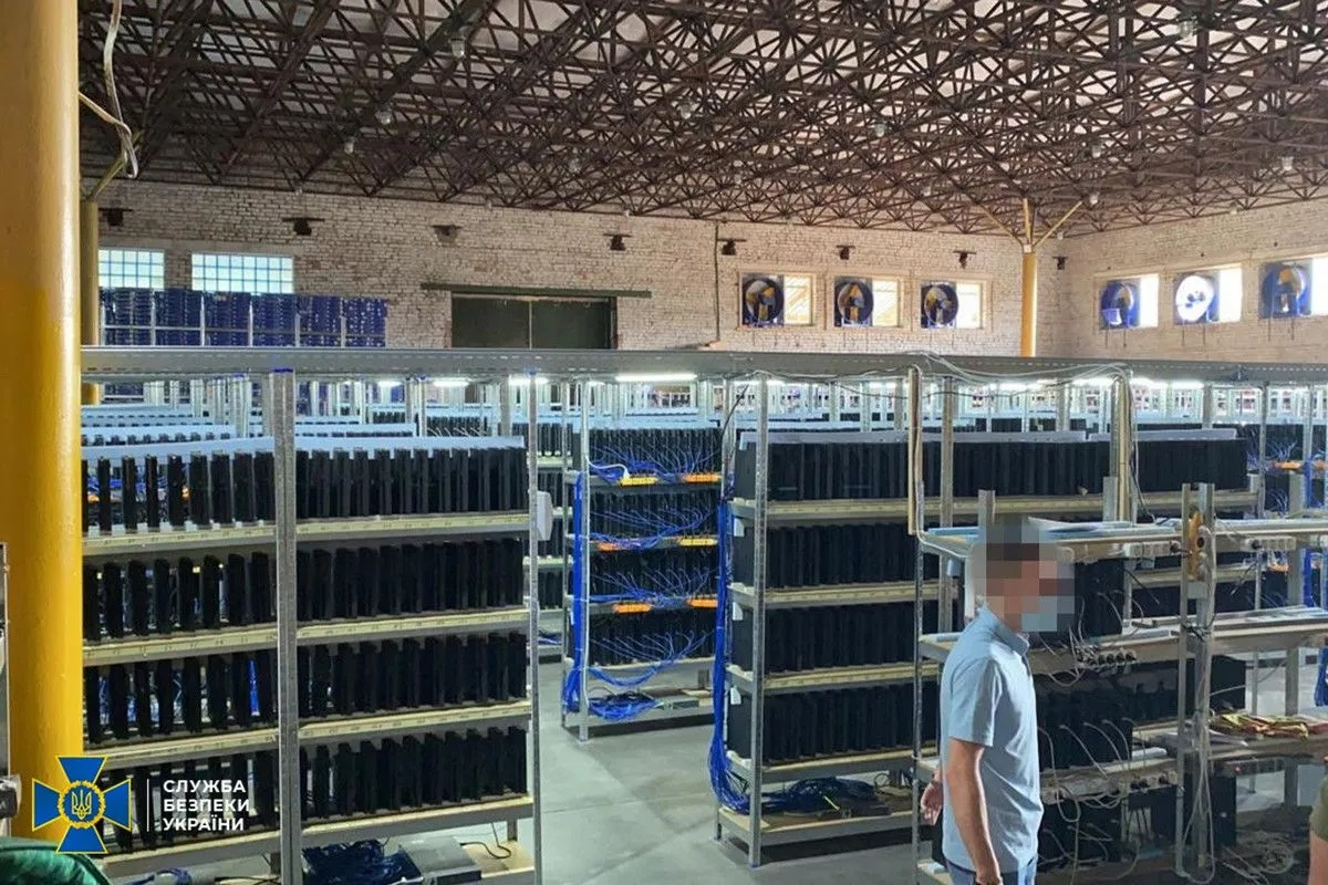 TERNYATA! 3800 PS4 di Ukraina Yang Digrebek Bukan Mining Crypto, Tapi