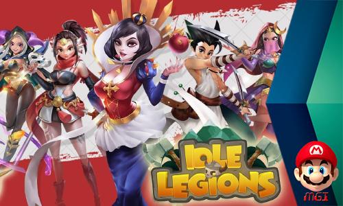 Idle Legions Dari YOOZOO Games, Idle Gaming RPG Terbaru Sudah Ada di iOS dan Android!