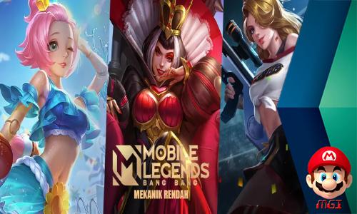 Ini Dia, 10 Hero Mobile Legends Mekanis Rendah Untuk Naikkan Rank!