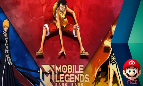 Mobile Legends Dikabarkan Akan Berkolaborasi Dengan 3 Anime Besar?