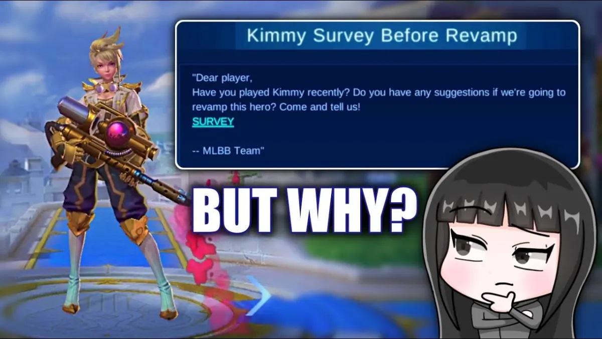 Moonton Berikan Revamp OP Karakter Kimmy Mobile Legends