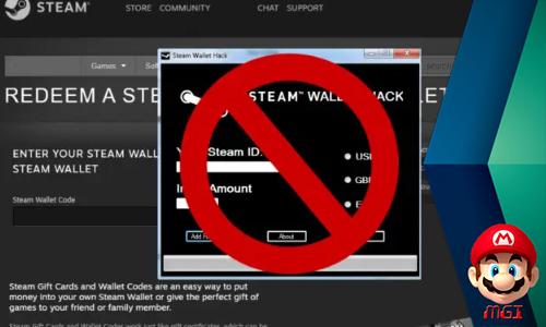 Ada Cheat Unlimited Top Up Steam Wallet! Valve Buru-Buru Berbenah Keamanan!