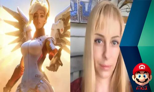 Dunia Gaming OverWatch Berduka! Aktris Pengisi Suara Dari Karakter Mercy Terbunuh!