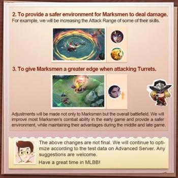 Buff Pada Job Marksman di Mobile Legends Memang Layak Diberikan Moonton