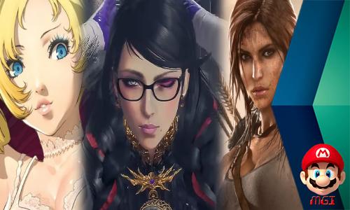 Ini Dia 10 Wanita Tercantik Yang Jadi Karakter Game