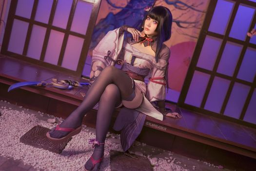 Tahukah Kamu Ada 10 Cosplay Raiden Shogun Genshin Impact Terbaik Saat Ini?